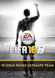 15 FUT Standard Gold Packs - FIFA 16