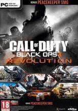 Call of Duty Black Ops 2 Revolution DLC