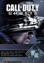 Call of Duty Ghosts Incl. Free Fall Map