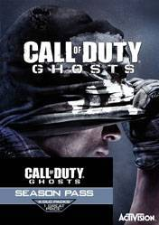 Call of Duty Ghosts + Season Pass Bundle Pack