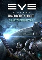 Eve Online Starter Pack Amarr Bounty Hunter
