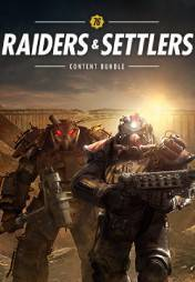 Fallout 76 Raiders & Settlers Content Bundle