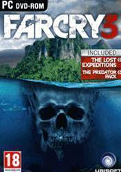 Far Cry 3 The Lost Expeditions Edition