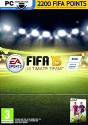 FIFA 15 2200 Ultimate Team Points