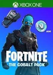 Fortnite The Cobalt Pack