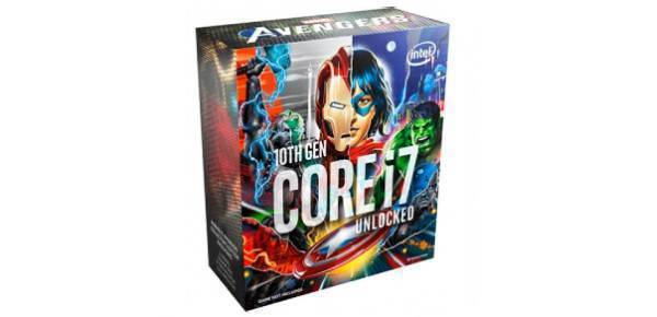 INTEL CORE I7-10700K MARVEL AVENGERS EDITION 3.8GHZ