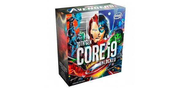 INTEL CORE I9-10850K MARVEL AVENGERS EDITION 3.6GHZ