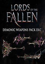 Lords of the Fallen Demonic Weapon Pack DLC