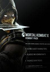 Mortal Kombat X Season Pass (Kombat Pack)