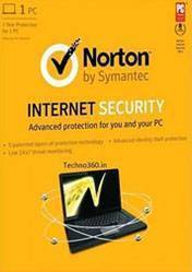Norton Internet Security 2014 1 Year