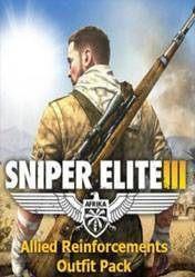 Sniper Elite 3 Allied Reinforcements Outfit DLC
