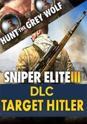 Sniper Elite 3 Target Hitler: Hunt the Grey Wolf