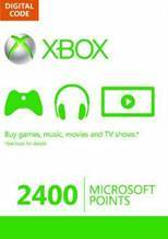Xbox LIVE EU 2400 Points