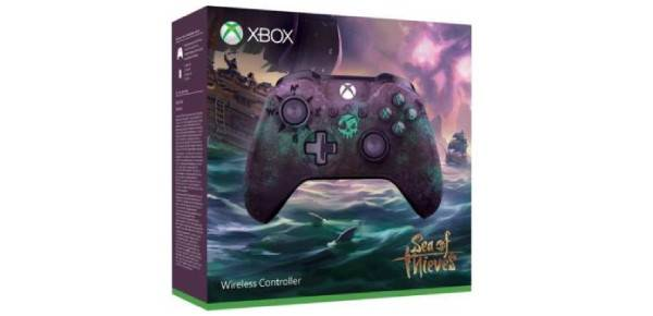 XBOX ONE MANDO WIRELESS SEA OF THIEVES EDITION